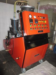 Vacuum Dehydration and Oil Purification System
